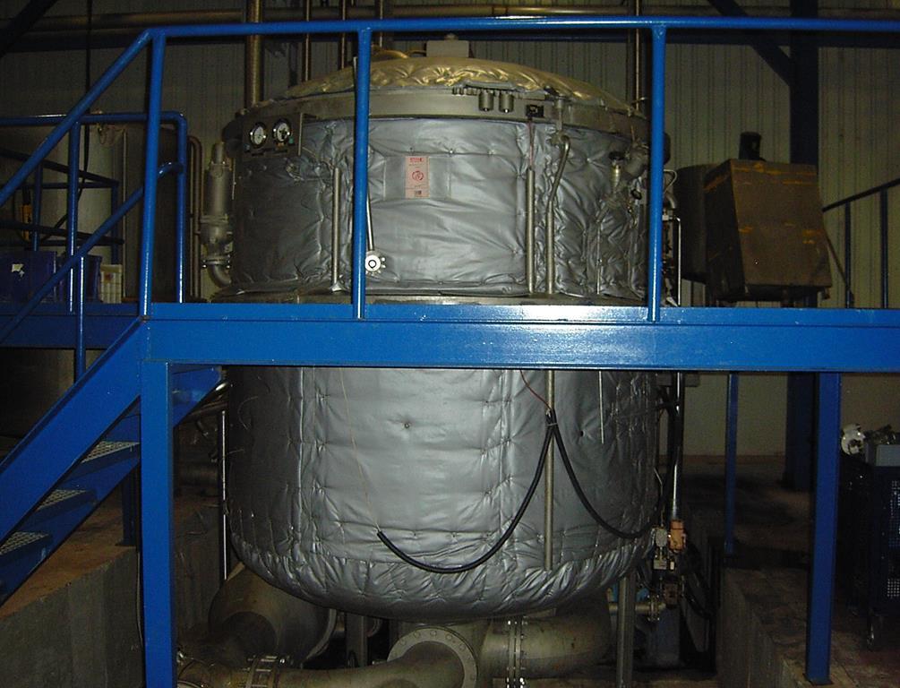 Klevostar Çözülebilir Yastık Sistemi - Türbin İzolasyonu